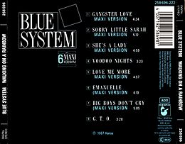 Blue System Walking on a Rainbow back cover.jpg