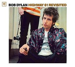 Studioalbumin Highway 61 Revisited kansikuva