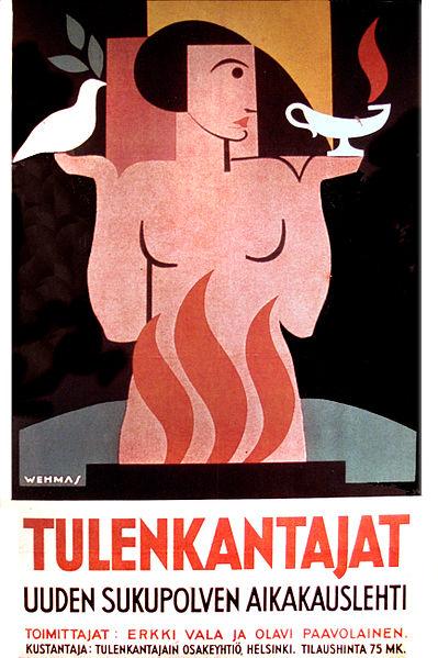 Tulenkantajat / Wikimedia Commons