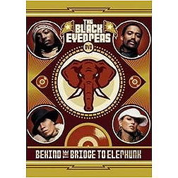 DVD-julkaisun Behind The Bridge To Elephunk kansikuva