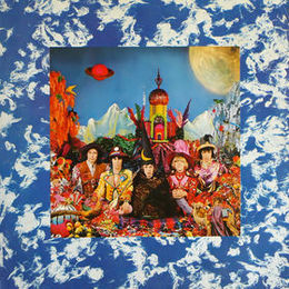 Studioalbumin Their Satanic Majesties Request kansikuva