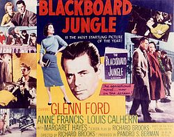 Blackboard Jungle -elokuvajuliste.jpg