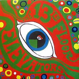 Studioalbumin The Psychedelic Sounds of the 13th Floor Elevators kansikuva