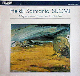 Studioalbumin Suomi – A Symphonic Poem for Orchestra kansikuva