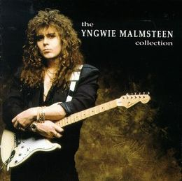 Kokoelmalevyn The Yngwie Malmsteen Collection kansikuva