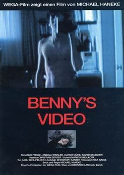 Benny's Video -juliste.jpg