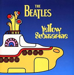 Soundtrack-albumin Yellow Submarine Songtrack kansikuva