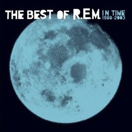 Kokoelmalevyn In Time: The Best of R.E.M. 1988–2003 kansikuva