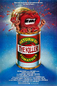 Return of the killer tomatoes juliste.jpg