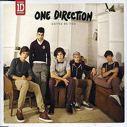 "Singlen ""Gotta Be You"" kansikuva"