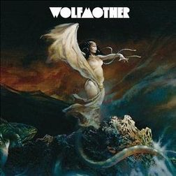 Studioalbumin Wolfmother kansikuva