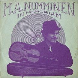 M. A. Numminen In memoriam – Wikipedia