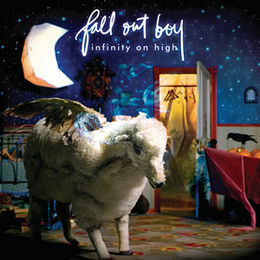 Studioalbumin Infinity on High kansikuva