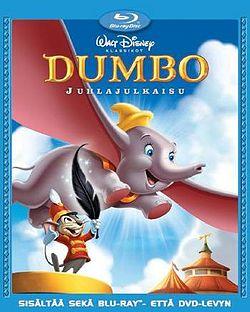 Dumbo Elokuva