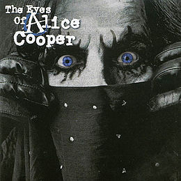 Studioalbumin The Eyes of Alice Cooper kansikuva