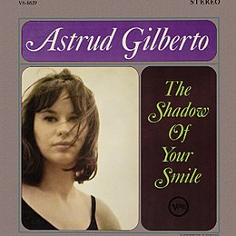 Studioalbumin The Shadow of Your Smile kansikuva