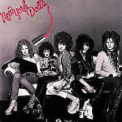 Studioalbumin New York Dolls kansikuva