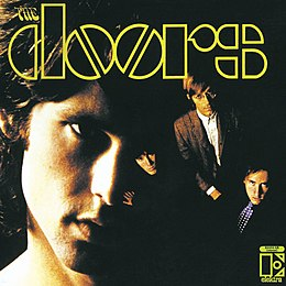 Studioalbumin The Doors kansikuva