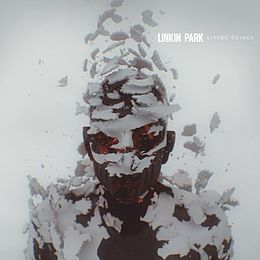 Studioalbumin Living Things kansikuva