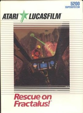 Rescue on Fractalus! Atari 5200 kansikuva.jpg