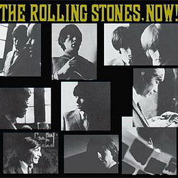 Studioalbumin The Rolling Stones, Now! kansikuva