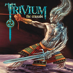 Studioalbumin The Crusade kansikuva