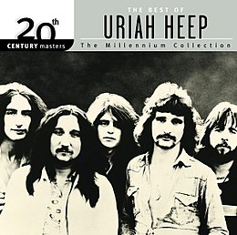 Kokoelmalevyn 20th Century Masters – The Millennium Collection: The Best of Uriah Heep kansikuva