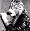 Axl Rose musiikkivideosta Sweet Child O' Mine.jpg