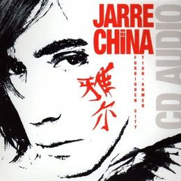Livealbumin Jarre in China kansikuva