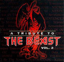 Tribuuttialbumin A Tribute To The Beast Vol.2 kansikuva