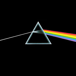 Studioalbumin The Dark Side of the Moon kansikuva