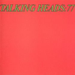 Studioalbumin Talking Heads: 77 kansikuva