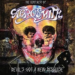 Kokoelmalevyn Devil's Got a New Disguise: The Very Best of Aerosmith kansikuva