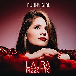 Laura Rizzotto Funny Girl single cover.jpg