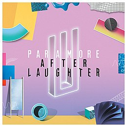 Studioalbumin After Laughter kansikuva