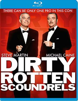 Dirty rotten scoundrels bluray videotallennekansi.jpg