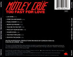 Mötley Crüe Too Fast For Love back cover.jpg