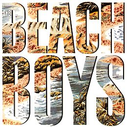 Studioalbumin The Beach Boys kansikuva