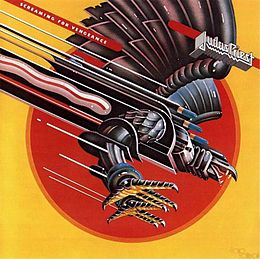 Studioalbumin Screaming for Vengeance kansikuva