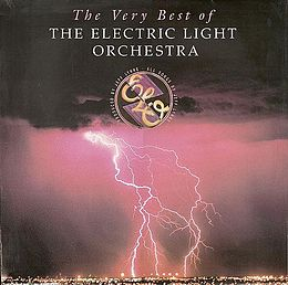 Kokoelmalevyn The Very Best of the Electric Light Orchestra kansikuva