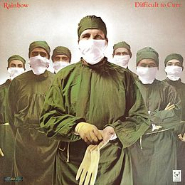 Studioalbumin Difficult to Cure kansikuva