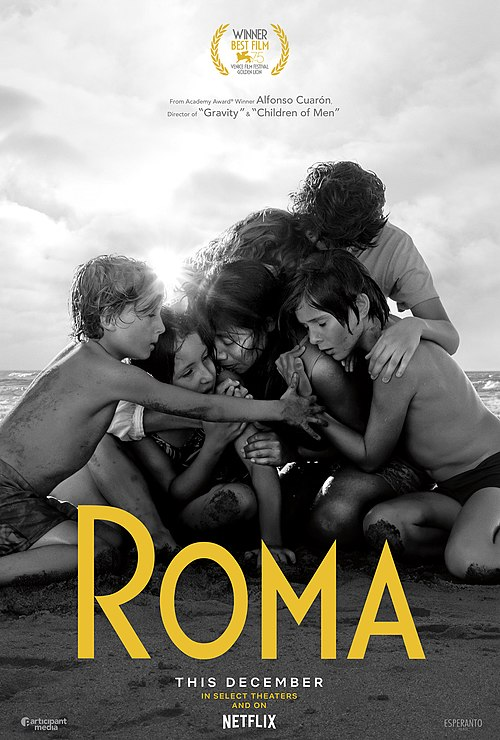 Elokuva Roma