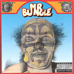 Studioalbumin Mr. Bungle kansikuva