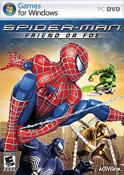 Spider-Man Friend Or foe.jpg