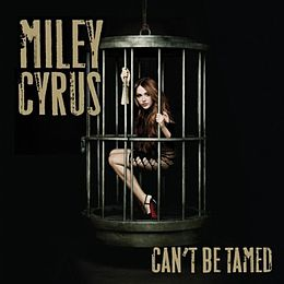 "Singlen ""Can't Be Tamed"" kansikuva"
