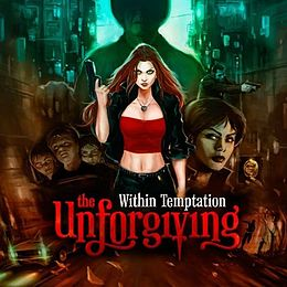 Studioalbumin The Unforgiving kansikuva