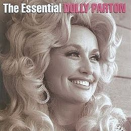 Kokoelmalevyn The Essential Dolly Parton kansikuva