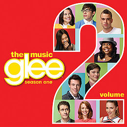 Soundtrack-albumin Glee: The Music, Volume 2 kansikuva