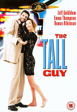 The Tall Guy -videotallennekansi.jpg