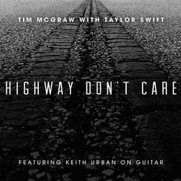 "Singlen ""Highway Don't Care"" kansikuva"